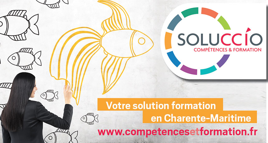 Soluccio - formez vos collaborateurs