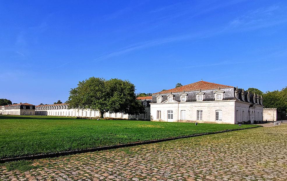 Corderie Royale - IEQT Rochefort